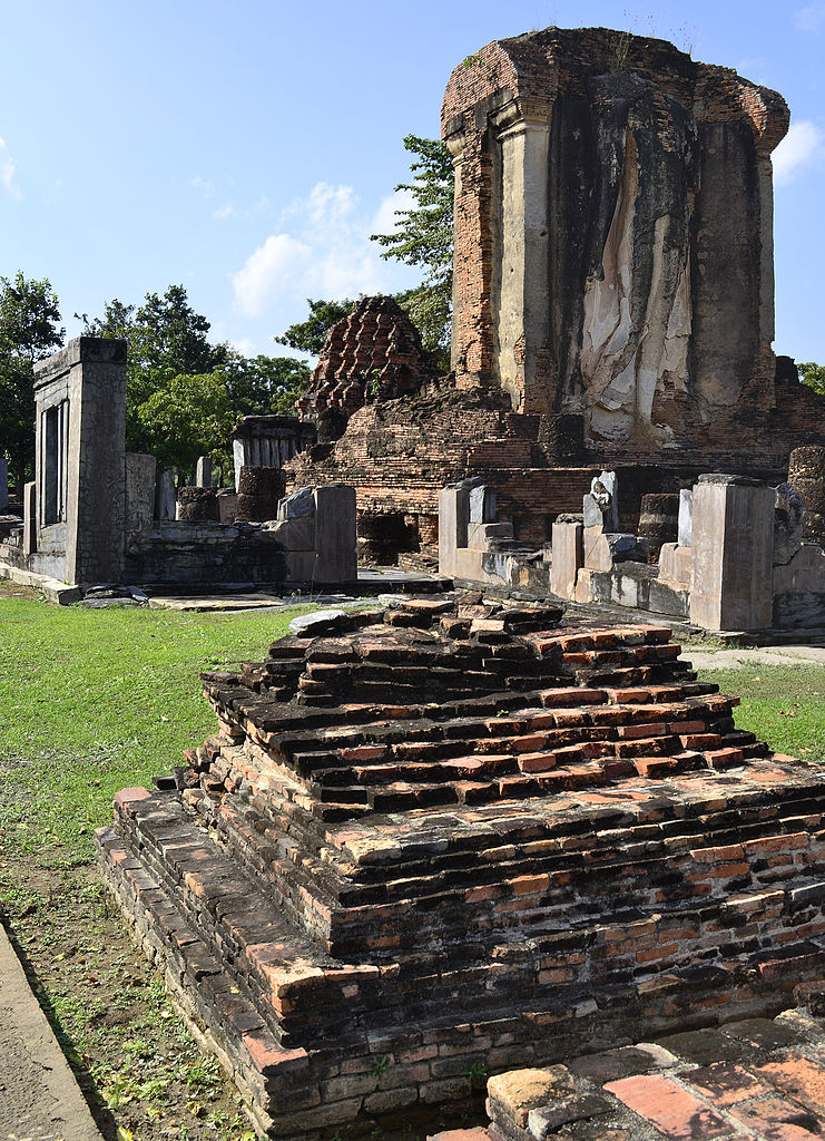 File:201312161334b Sukothai, Wat Chetuphon.jpg - Wikimedia ...