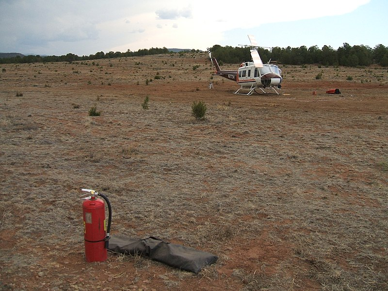 File:2013 - Summit Helicopters Inc. N2773H Bell 205A-1, Medium Helitack Helicopter - panoramio.jpg