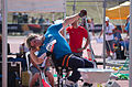 2013 IPC Athletics World Championships - 26072013 - Aleksi Kirjonen of Finland during the Men's Shot put - F56-57 20.jpg