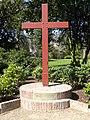 20140415 Oorlogsmonument Carolinapark Dieren.jpg