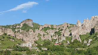 Goris - The settlement of old Kores