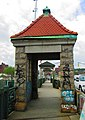 2014 University Heights Bridge sidewalk shelters 2.jpg