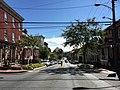2016-09-27 11 02 57 View south along West Virginia State Route 230 (German Street) at Church Street in Shepherdstown, Jefferson County, West Virginia.jpg