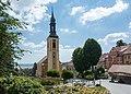 2016 Srebrna Góra, kościół ewangelicki 2.jpg