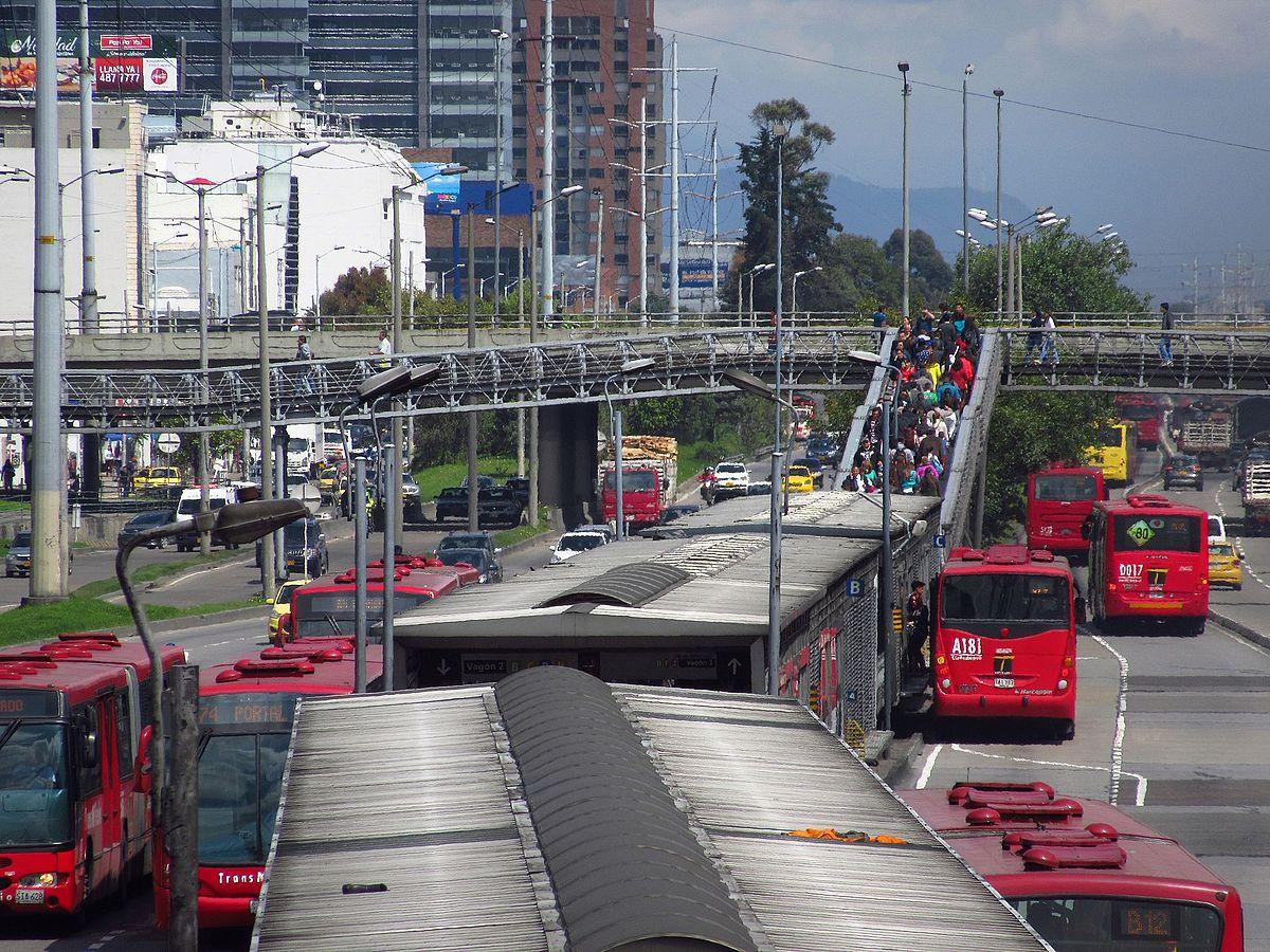 Transporte urbano en Colombia - Wikipedia, la enciclopedia ...