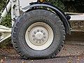 2018-08-25 (104) Michelin tire of Caterpillar grader in Frankenfels, Austria.jpg