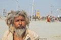 2019 Jan 16 - Kumbh Mela - A Portrait of a Man.jpg