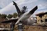 2019 Saha Airlines Boeing 707 crash 23.jpg