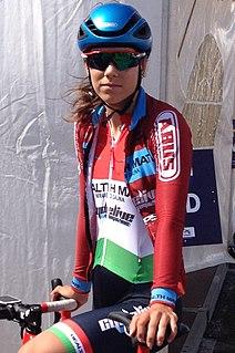 Zsófia Szabó (cyclist) Hungarian cyclist