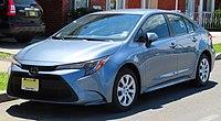 2020 Toyota Corolla LE standard front, 5.25.19.jpg