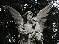 205 Tomba Bertran Montserrat, àngel de Josep Llimona.jpg