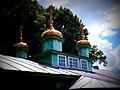 215.Купола старообрядческой церкви.Клинцы 2014.jpg