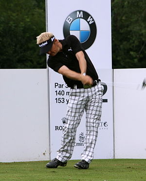 Søren Kjeldsen - Kjeldsen at the 2011 BMW International Open
