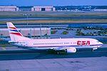 245by - CSA Czech Airlines Boeing 737-45S, OK-EGP@FRA,09.07.2003 - Flickr - Aero Icarus.jpg