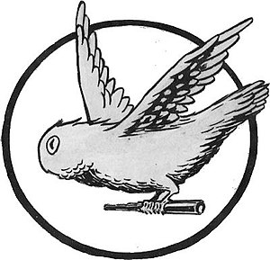VII Corps Observation Group - Image: 278th Aero Squadron Emblem