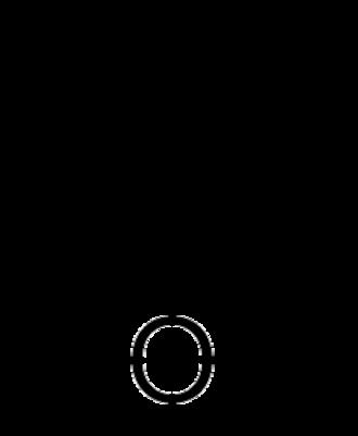 Dihydropyran - Image: 3,6 Dihydro 2H pyran