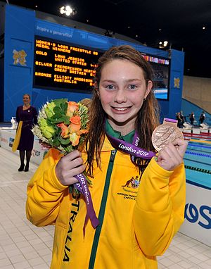 Australia at the 2012 Summer Paralympics - Elliott at the 2012 Summer Paralympics