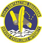 354 Contracting Sq emblem.png