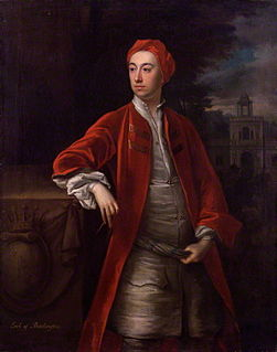 Richard Boyle, 3rd Earl of Burlington English noble