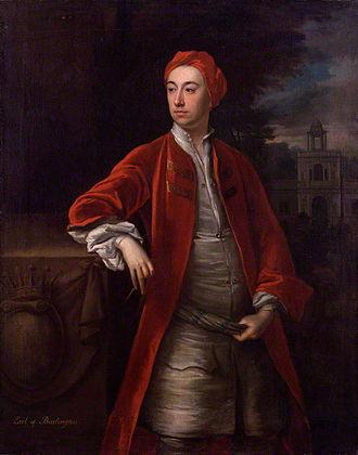Richard Boyle, 3rd Earl of Burlington - Image: 3rd Earl Of Burlington Portrait