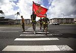 3rd Marine Regiment runs to celebrate 237th Marine Corps birthday 121106-M-MM918-007.jpg