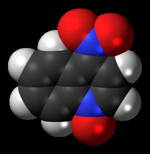 4-Nitroquinoline 1-oxide - Image: 4 Nitroquinoline 1 oxide 3D spacefill