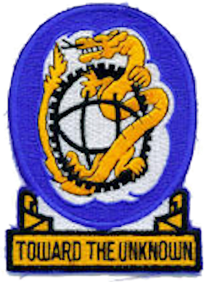 4080th Strategic Reconnaissance Wing - 4028th Strategic Reconnaissance Squadron emblem