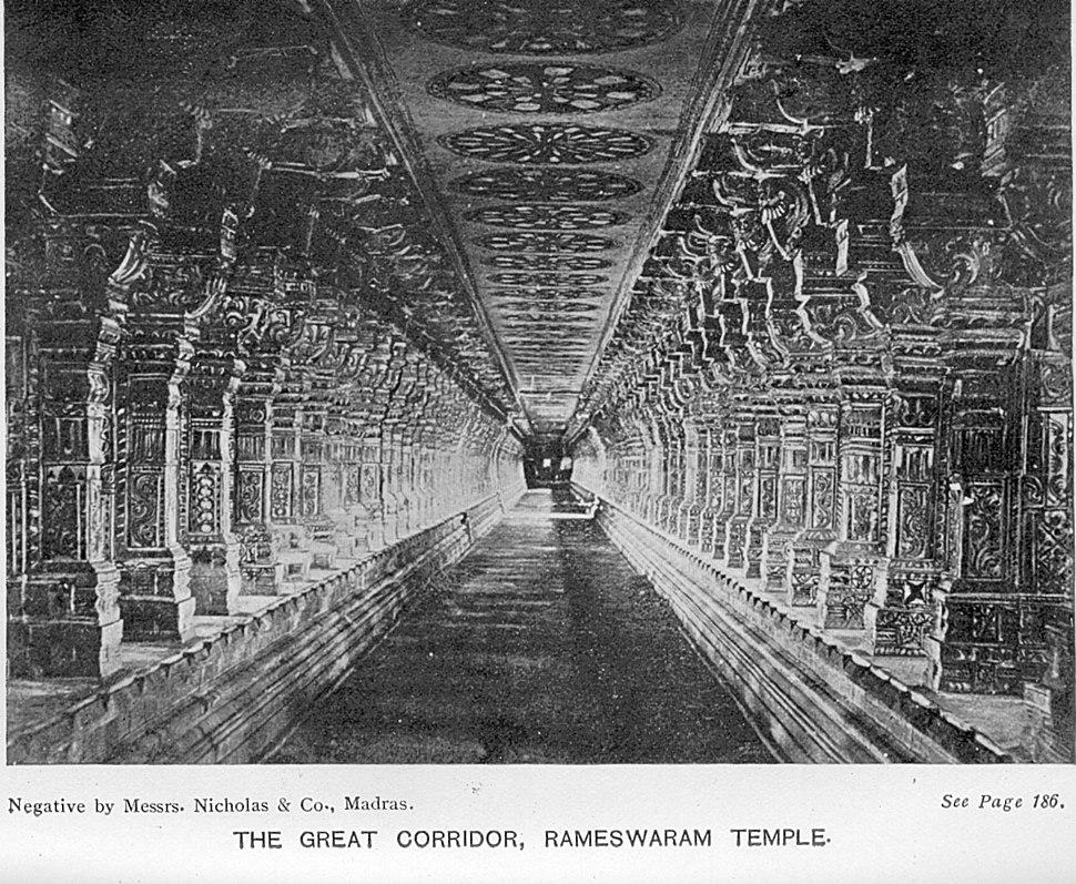 43Rameswaram The Great Corridor