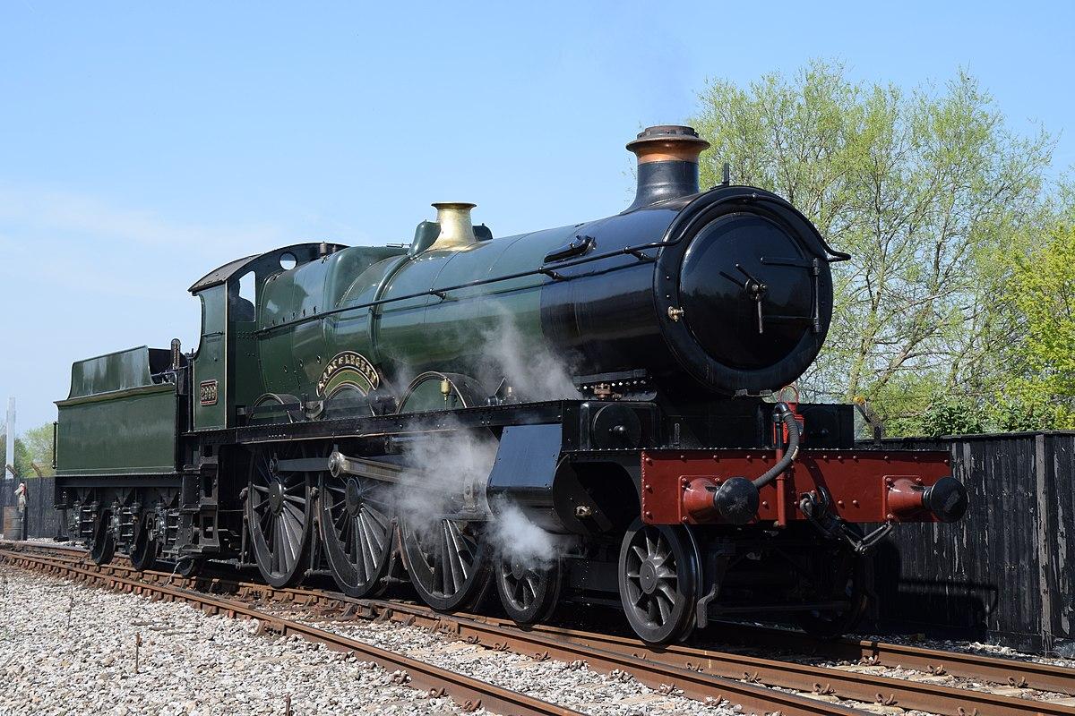 GWR 2900 Class 2999 Lady of Legend - Wikipedia