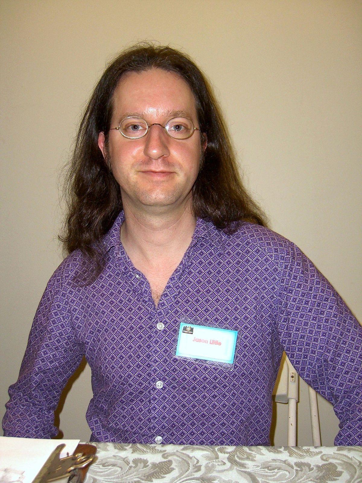 Jason Little Cartoonist Wikipedia