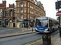 52 bus in Pinstone Street - geograph.org.uk - 2981111.jpg
