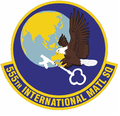 555 International Materiel Sq emblem.png