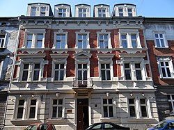 617493 Kraków Topolowa 27 kamienica 1.JPG
