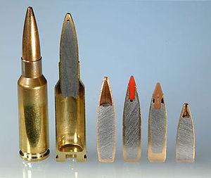 6.5mm Grendel - Image: 65G 144 123 129 120 90