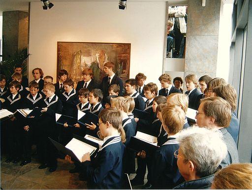 Thomanerchor Leipzig (6b Thomanerchor im Bachhaus)