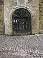 727 San Miguel de Lillo (Oviedo), façana oest, portal.jpg