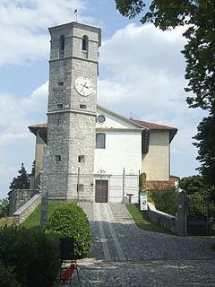 Buja Comune in Friuli-Venezia Giulia, Italy