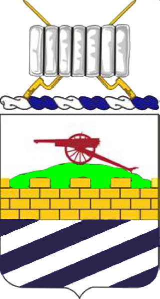 7th Infantry Regiment COA