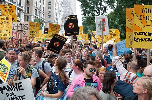 9-21 People's Climate March-