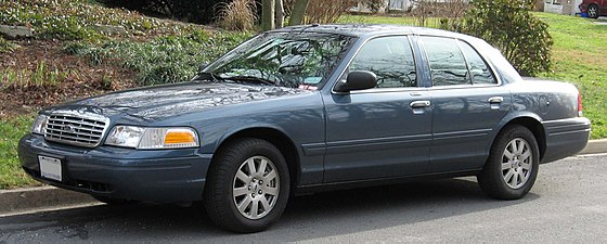 2003-2007 ford crown victoria lx