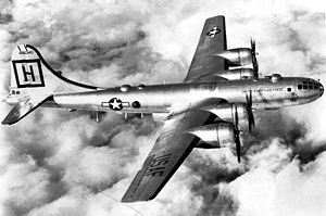 98th Operations Group - Martin-Omaha B-29-50-MO Superfortress 44-86340, 98th Bomb Group