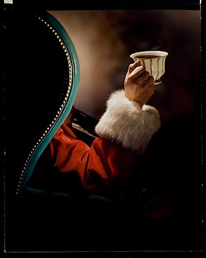 George Eastman Museum - Image: A&P, COFFEE, SANTA CLAUS