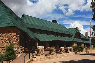 Bryce Canyon Lodge United States historic place