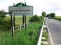 A60 Rempstone Road enters Leicestershire - geograph.org.uk - 905741.jpg