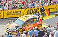 ADAC Rallye Deutschland 2013 - Fahrerpräsentation auf dem Roncalliplatz-4690.jpg