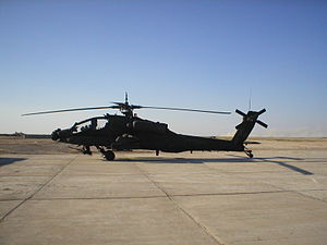 MD Helicopters - An AH-64A