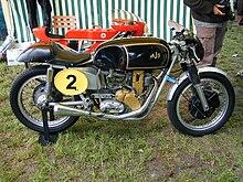 Plaque Numero Moto Cafe Racer