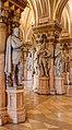 AT 7797 Heeresgeschichtliches Museum Feldherrenhalle - Statuen-0236 37 38 39 40.jpg