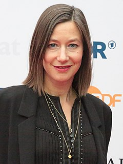 Johanna Wokalek German stage and film actress (born 1975)