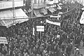 A PROTEST MARCH IN TEL AVIV, AGAINST THE BRITISH LAND SALE ACT. הפגנת מחאה בתל אביב, נגד חוק גזירת הקרקע הבריטי.D4-080.jpg